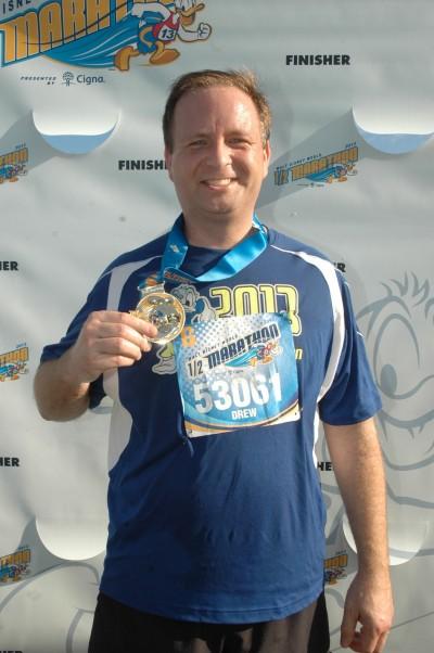 Drew Marathon pic 2012
