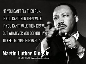 MLK Quotes About Moving On